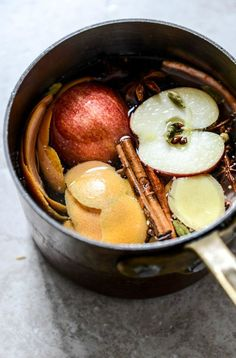 Homemade simmering spices will make your home smell like the perfect fall oasis all season long.