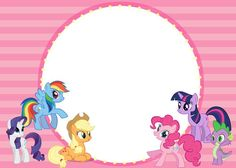 The Wagner Bulletin: How to: Throw An Affordable My Little Pony Party (Free Printables) Festa Do My Little Pony, My Little Pony Baby, My Little Pony Applejack, My Little Pony Birthday Party, My Little Pony Friendship, Unicorn Birthday Parties, Unicorn Party, My Little Pony Invitations, Free Baby Shower Invitations
