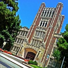 """John Marshall High School, Los Angeles, California — by Tony Butler. If you've ever seen the 1984 movie """"A Nightmare on Elm Street"""" you might recognize John Marshall High School. It's..."""