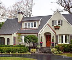 Boost your home's curb appeal with inspiration from these tips and tricks for creating perfect exterior color schemes. Learn how to figure out what exterior colors go together and how to pick hues that work for your home's style and architecture.