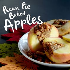 Combine two holiday season favorites, pecan and apple pies, into an adorable and simple recipe. This idea will take less than 30 minutes to put together, and everyone gets a slice of happy, stress-free sweetness. Using just five ingredients, most of which you'll probably already have, means that you won't have to run out to the store for specialty items.