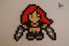hama beads league of legends - Buscar con Google