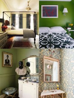Designer Spotlight: The Eclectic Style of Sheila Bridges Eclectic Style, Eclectic Decor, Practical Magic House, Top Interior Designers, Home Bedroom, Bedrooms, Best Interior, Elle Decor, Magazine Design