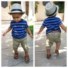 Toddler boys fashion.