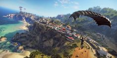 Just Cause 3 Gets New Screenshots, New Trailer • Load the Game