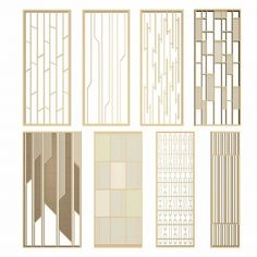 Top right for garden area partition jali Screen Design, Window Grill Design, Living Room Partition Design, Room Partition Designs, Design Entrée, Lobby Design, Home Interior Design, Home Design, Jaali Design