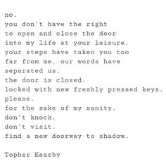 Freshly Pressed. #lostlove #memories #moveon Books and art at TopherKearby.com. Custom art and poetry available through the link in my bio. Follow on Facebook: Topher Kearby Follow on Twitter: @Topherkearby #storyteller #poetry #poem #poet #poetsofinstagram #writersofinstagram #writing #poetsofig #writer #poetrycommunity #poems #empowerment #follow #spilledink #instapoetry #inspiration #indiana #typewriter #artcollective #artistsofinstagram #arty #authorsofinstagram#words #prose…