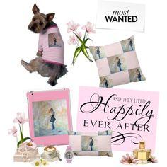 """Wedding Dance Designer Gift Collection in Pink"" by Marie-Jose Pappas of Innocent Originals"