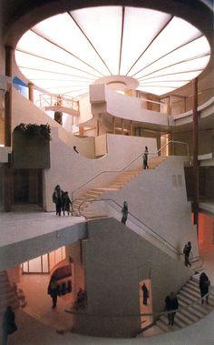 Haas House, Vienna, Hans Hollein, 1985-90 (interiors removed 2006)