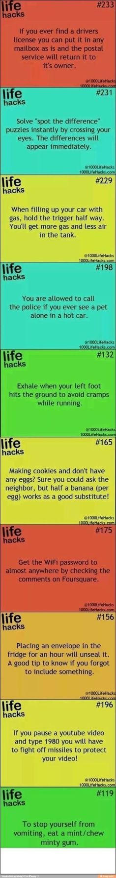 Endless Life Hacks: Life Hacks - Life hacks by LiveLoveLaughMyLife