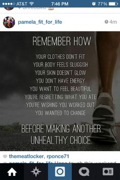 """Happy Friday all!! Now that the work week is almost done and we're coming up on a long weekend don't forget to remember what you've done to get to where you are. Don't use this as an excuse to """"fall off the wagon"""". You can enjoy yourself and STILL keep with your goals. Keep doing your workouts, keep your clean eating in check....the new you will thank you.   Work it....Live it....OWN IT!!!!"""