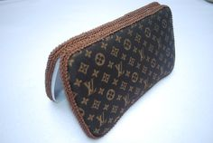 Boutique Baby Wipe Case - Louis Vuitton Inspired