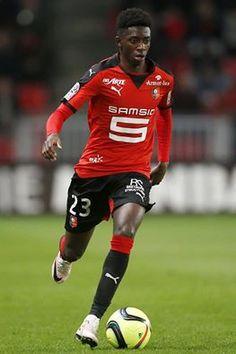 #Ousmane_Dembélé Ligue 1 season by numbers: 107 successful take-ons 42 chances created 12 #goals 5 assists