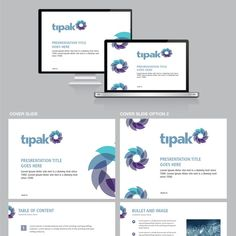 Impressive and Emotional - PPT Template by d design