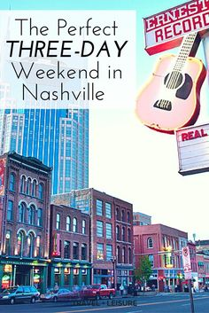 Nashville, the talented Southern city on Tennessee's Cumberland River, is a vacation spot that's a beautiful hybrid of metropolis and American heartland.