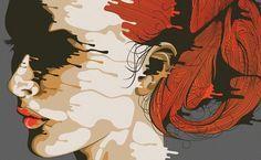 Adobe Illustrator portrait tutorials