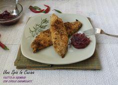Tutto il buono del pesce azzurro in questo piatto di filetti di sgombro al forno con cipolle caramellate. Una ricetta semplice per una cena gustosa