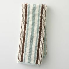 Home Classics Shalimar Striped Hand Towel