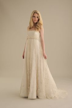simple bohemian wedding dresses