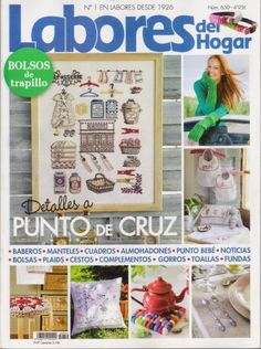 delimalimon craft: Delimalimon Craft en la revista Labores del Hogar ...
