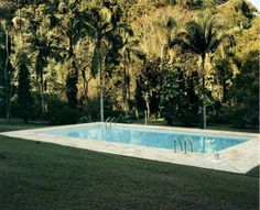 Swimming pool, Campinas, Brazil,2008 /Allen Frame