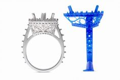 3D Printing Your Engagement Ring 3d Engagement and 3D Printing