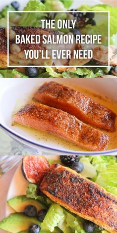 This is the only baked salmon recipe you'll ever need! So tasty and delicious, this recipe only needs 30 minutes to prepare! http://www.ehow.com/how_2289122_bake-salmon.html?utm_source=pinterest.com&utm_medium=referral&utm_content=freestyle&utm_campaign=fanpage