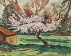 Achille Emile-Othon Friesz, Pommier en fleurs