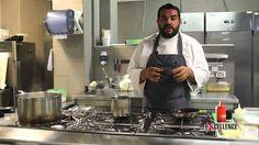 """Il miracolo della comunicazione, in un """"piatto a 4 mani"""". ho voluto raccontare il dialogo tra Roy Caceres Chef e Sebastiano Allegrini Ceramista  guardate che meraviglia. Nerina"""