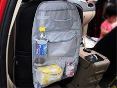 Auto Back Car Seat Organizer Holder Multi-Pocket Travel Storage Hanging Bag Diaper Bag Baby Kids Car Seat Waterproof Hanging Bag Golf Cart Seat Covers, Truck Seat Covers, Car Seats, Car Seat Accessories, Interior Accessories, Travel Accessories, Princess Car, Backseat Car Organizer, Jeep Sport