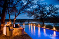 Chitwa Chitwa Lodge offers you luxury safari lodge accommodation in the Sabi Sands Game Reserve near Kruger National Park. Kruger National Park, National Parks, Game Reserve South Africa, Virgin Holidays, Game Lodge, Private Games, My Pool, Out Of Africa, West Africa