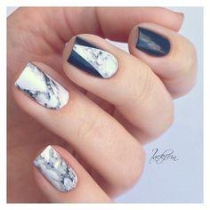 Marble Nails #marble #marblenails #nails #nailart #nailstagram #nailpolish #nailswag #nailsoftheday #nailsofig #nailporn #nailartaddict #beauty #beautyblogger #nailtech #marbleinspo #pretty #love #fashion #blog by minxempire