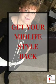 midlife style, how to get it back over 40