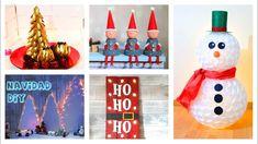 5 Manualidades que puedes hacer esta Navidad para decorar tu casa