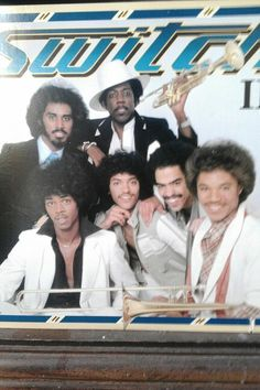 """Switch - Switch was an R&B/funk band that found fame recording for the Gordy label in the late 1970s, releasing hit songs such as """"There'll Never Be"""", """"I Call Your Name"""" and """"Love Over & Over Again"""". Switch influenced bands such as DeBarge, which featured the siblings of Switch band members Bobby and Tommy DeBarge."""