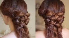 How to do Romantic Half Up Half Down Hairstyle with step by step