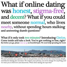 Circl es dating
