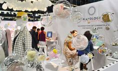 Playologie at Playtime Paris, summer 2016. #fashion #clothing #kids #tradeshow