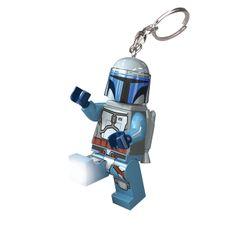 Princess Leia LED Key Light The Last Jedi IQ Lego Star Wars Episode 8