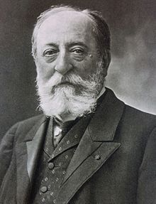 This Wikipedia article provides information about French composer Camille Saint-Saens. Listening samples are included at the bottom.