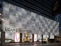 Kumiko Inui - Louis Vuitton Hong Kong Canton Road