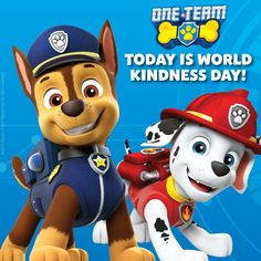 Paw Patrol Movie, Paw Patrol Pups, Old Boy Names, Cloverfield 2, World Kindness Day, Murdoch Mysteries, Palace Pets, Fred Rogers, Logo Gallery