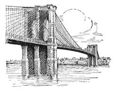My next idea for a Tattoo. Brooklyn Bridge and it's symbolism. It's my sign of progress and of what's to come. The work you put in will always lead to greater achievements.