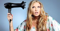 Blow-dry Your Hair Like a Pro