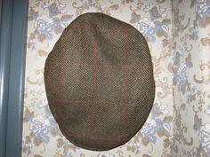 Tweed kasket fra Tibberup Høkeren