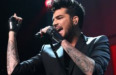 He's the new front man of Queen and judge on the X Factor, Adam Lambert joins us to take part in a very special Fri-Yay!