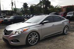 Hyundai Azera - CVT - Aros y Gomas