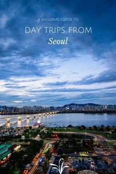 Amidst its skyscrapers and shanty towns you'll find a wealth of things to see and do in Seoul. To help you plan your travels, here's our seasonal guide to day trips from Seoul. Travel Info, Travel Advice, Travel Guides, Budget Travel, Travel Tips, Travel Hacks, Oh The Places You'll Go, Places To Travel, Travel Destinations