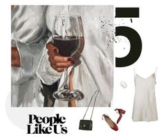 """""""people like us"""" by ffeathered ❤ liked on Polyvore featuring Beautiful People, Dinny Hall and Chanel"""