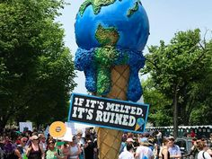 19 Must-See Signs From The Climate Change March  http://www.refinery29.com/2017/04/152295/peoples-climate-change-march-best-signs?utm_source=feed&utm_medium=rss